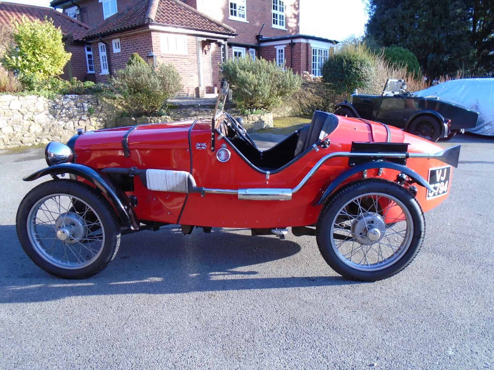 Austin Seven Type EA Sports (Ulster) Replica 1933
