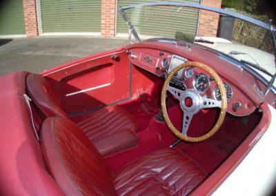 MGA 1600 MkII 1961