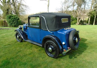 Austin 10/4 Colwyn 1934