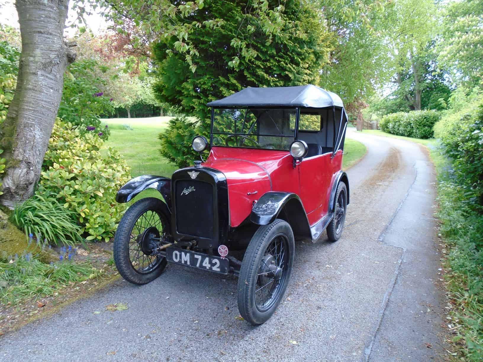Austin Seven Chummy 1924