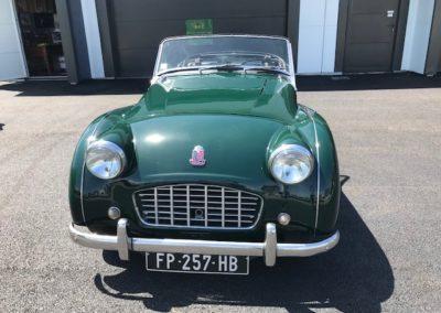 Triumph TR3 1956