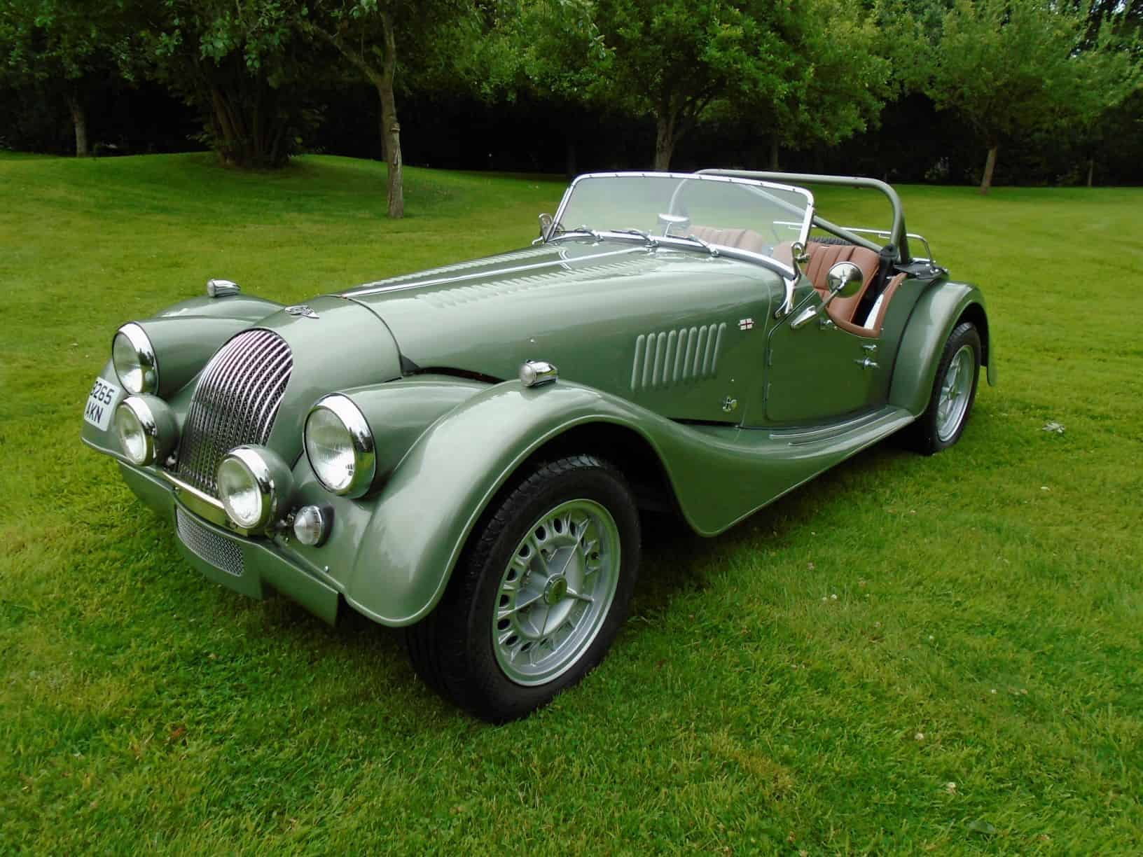Morgan Plus 8 1984