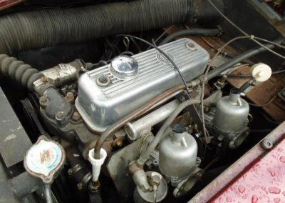 MGA Roadster (1500 Model) 1957