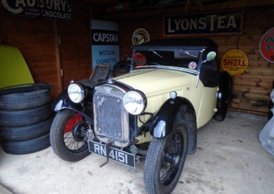 Austin Seven Nippy 1935 for Sale