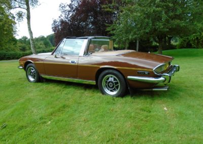 Triumph Stag 1978 for Sale