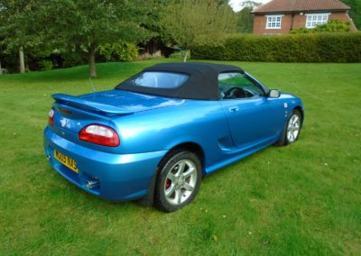 MG TF 2005 for Sale