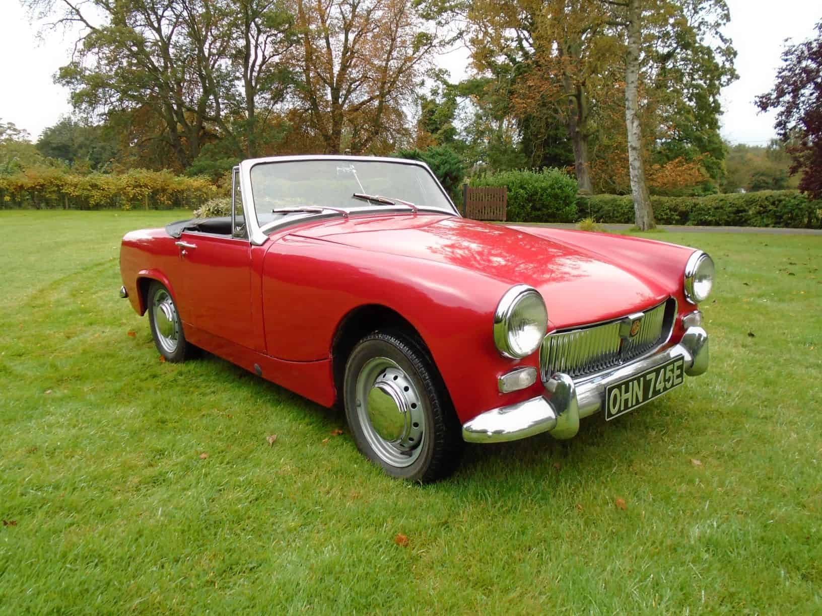 MG Midget Mk II 1966 for Sale
