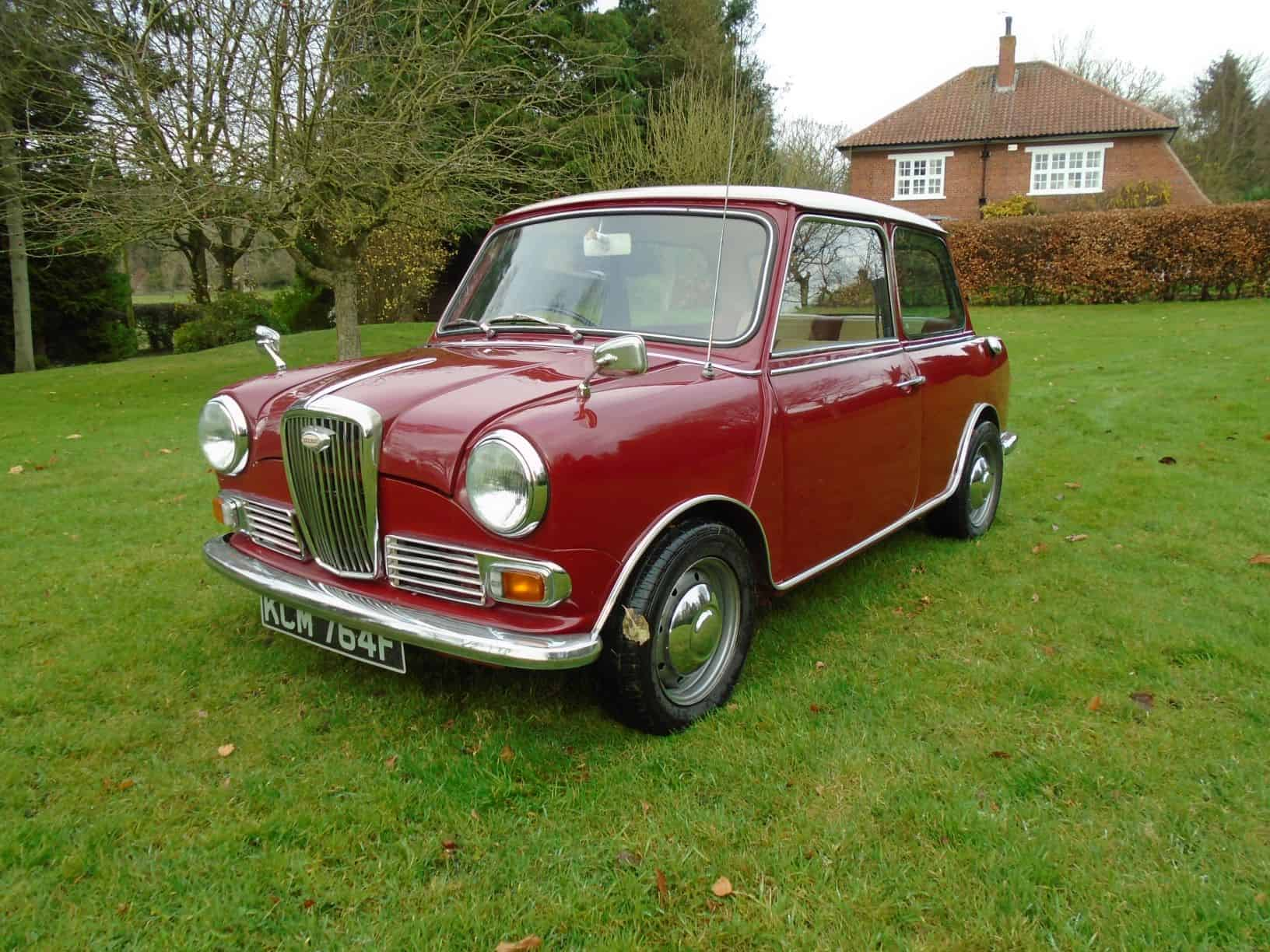 Wolseley Hornet 1968 for Sale