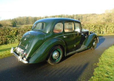 MG YB 1952 for Sale
