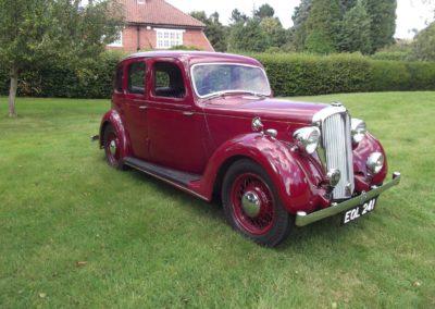 1938 Rover 10 (P2)