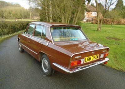 Triumph Dolomite 1300 - 1980 for Sale