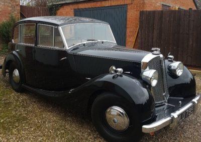 1951 Triumph Renown