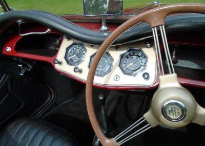 MG TF 1250cc 1954