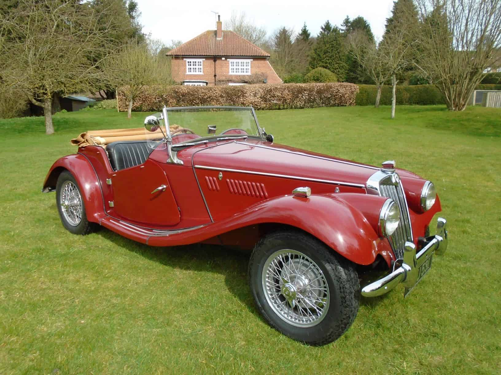 MG TF 1250cc 1954 for Sale