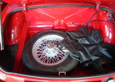 MGB Roadster with Overdrive 1978 for Sale