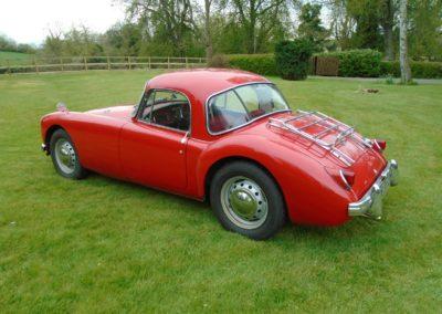 MGA Coupe 1500 - 1957 - for Sale