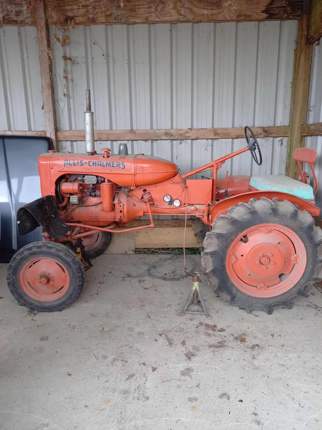 Allis-Chalmers Tractor 1950 for Sale