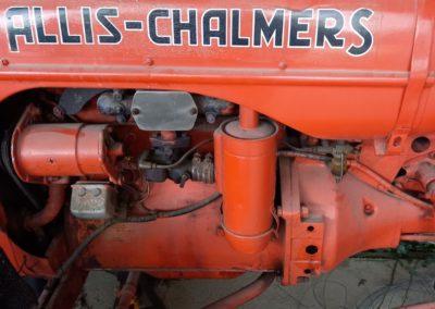 Allis-Chalmers Model B Tractor 1950