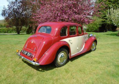 MG YA 1949 for Sale