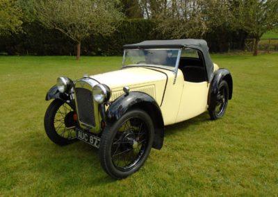 Austin Seven Type 65 1933 for Sale