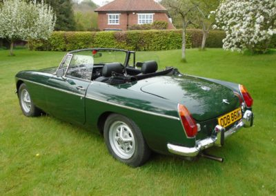 MGB Roadster 1974 for Sale