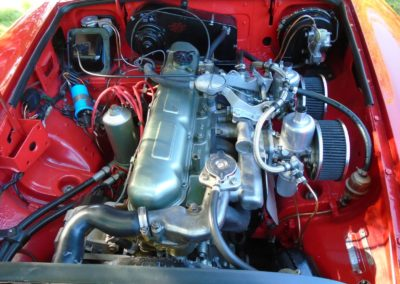 MGC GT with Overdrive 1969 for Sale