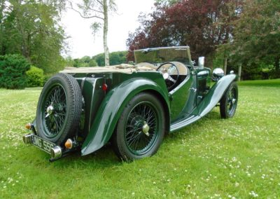 MG TC 1948 for Sale
