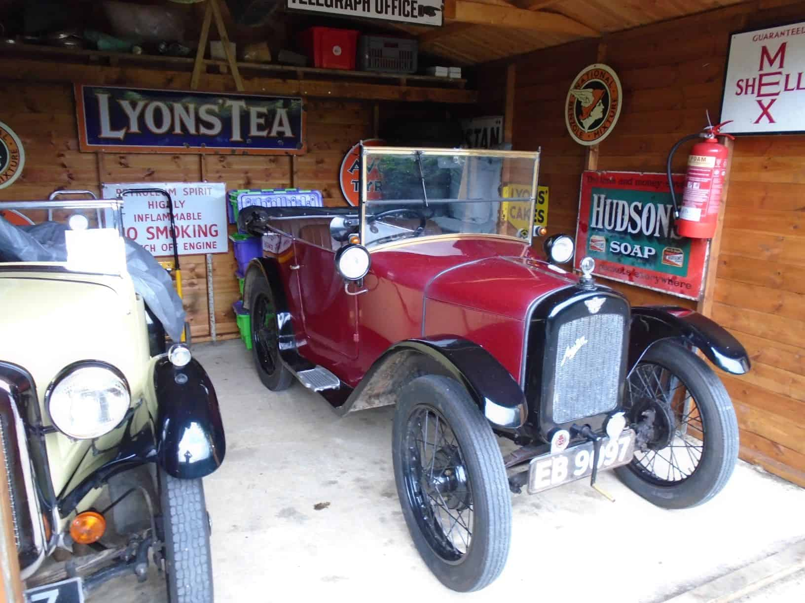 Austin Seven Chummy 1928 Model