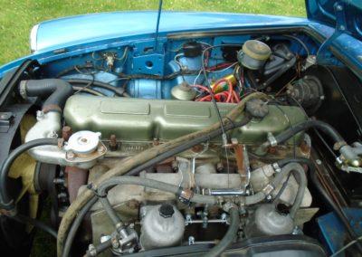 MGC GT Mk II with Overdrive 1968