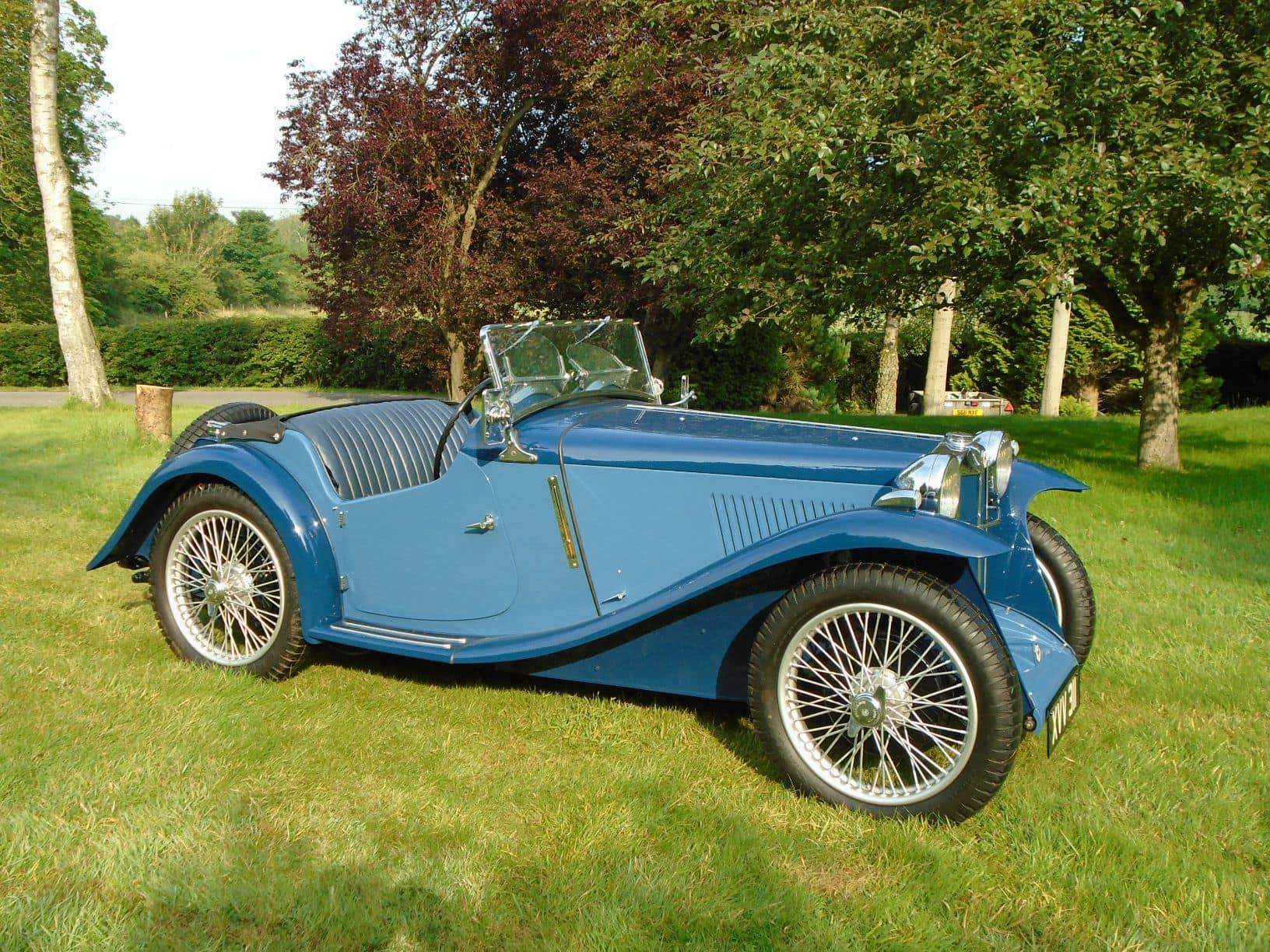MG PB 1935 for Sale