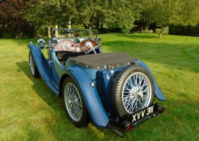 MG P Type 1934 for Sale