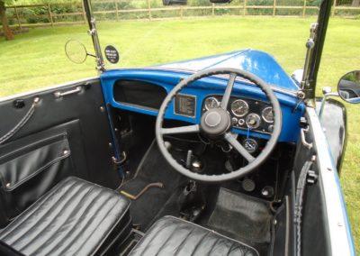 Austin Seven Opal 1935