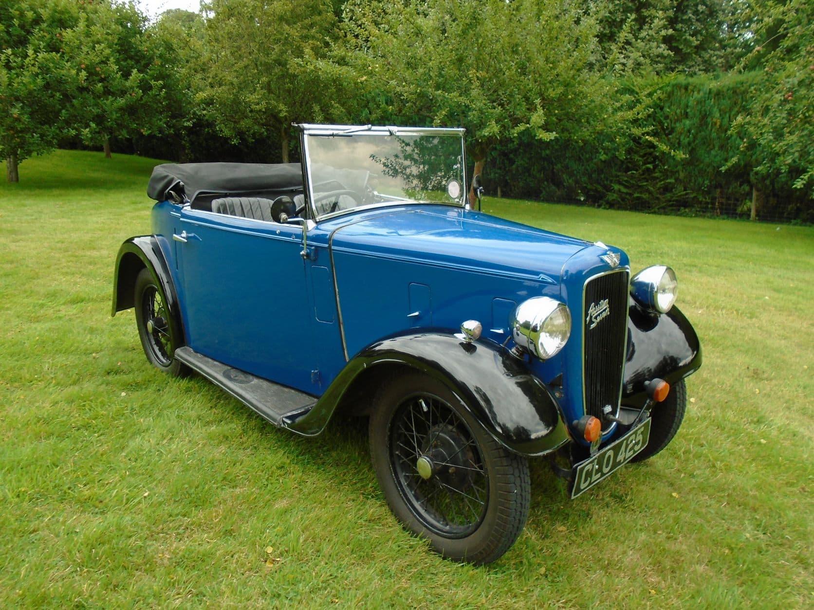 Austin Seven Opal 1935 for Sale