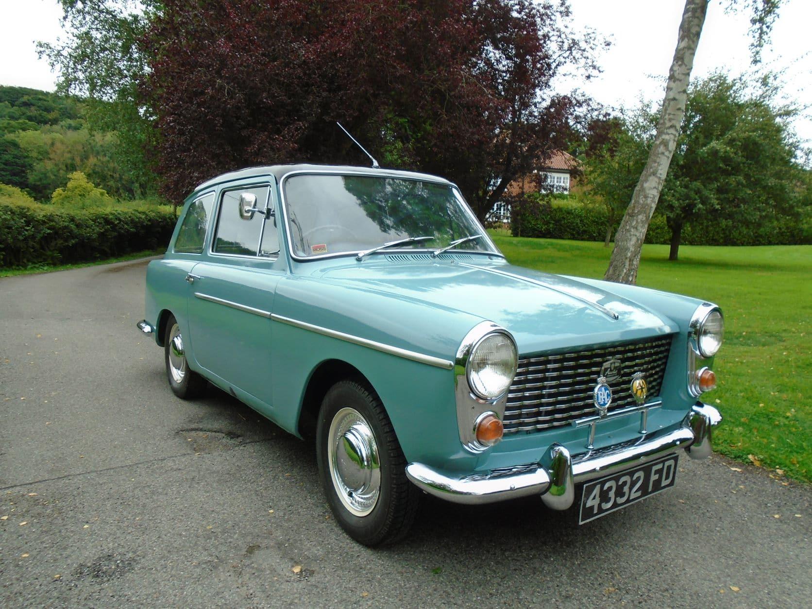 Austin A40 Saloon Mk I 1961