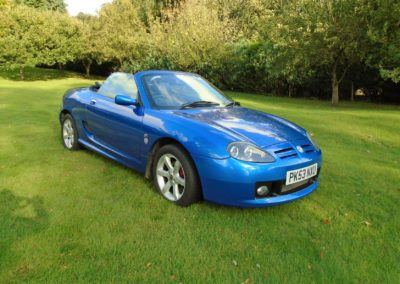 MG TF 1.8 (135) 2003 for Sale